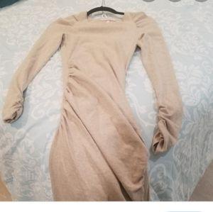 VS Sweater dress